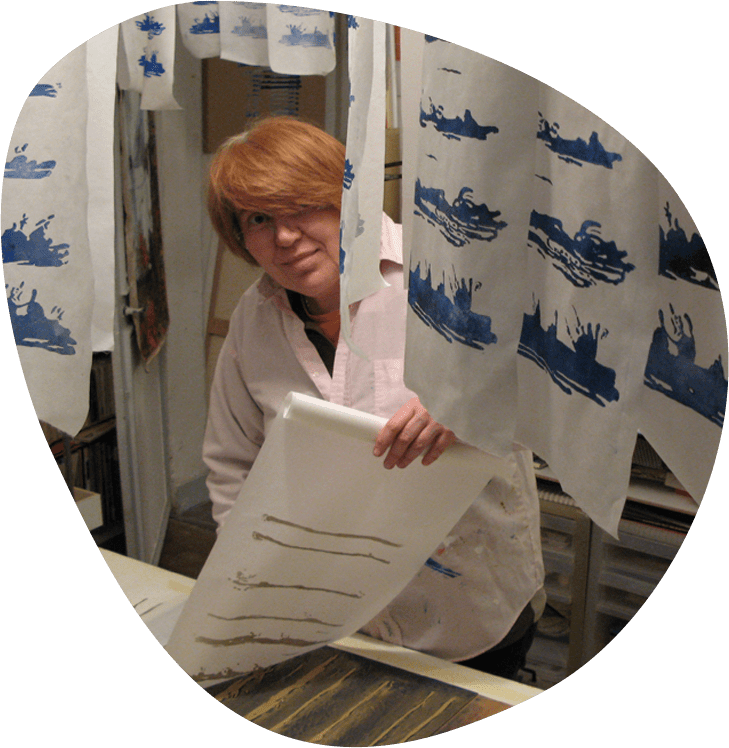 Claire-gravureplaque