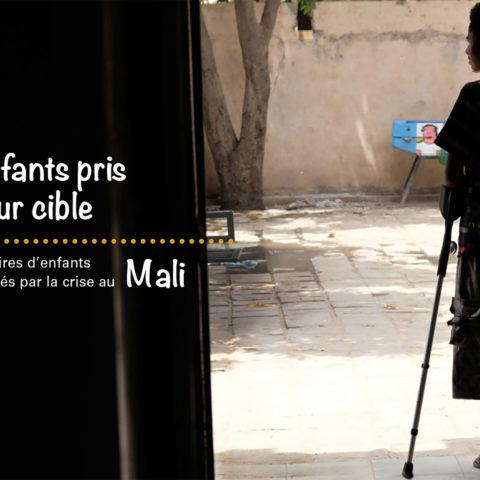Children under attack in Mali