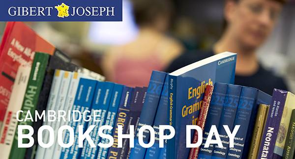 Cambridge University Press – Bookshop days