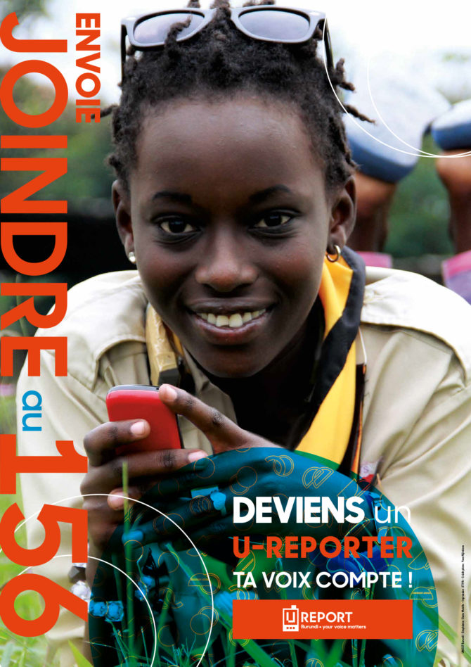 U-Reporter Burundi