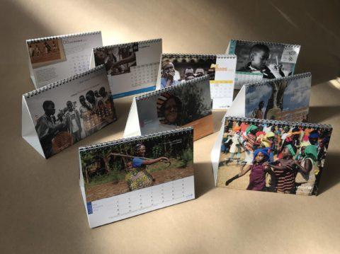 Outils visibilité Unicef Burundi